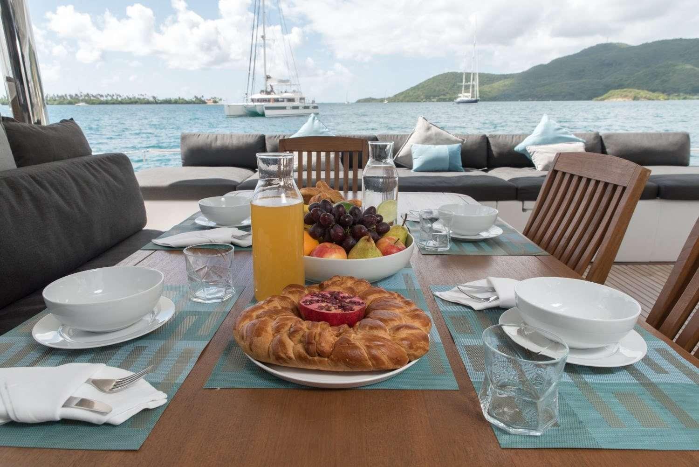 Yacht charter Melarnie
