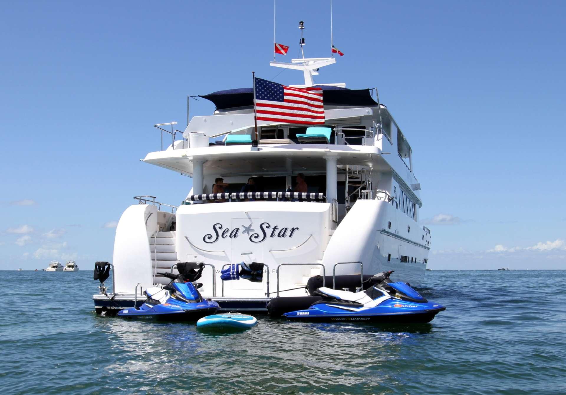 motor yacht SEA STAR
