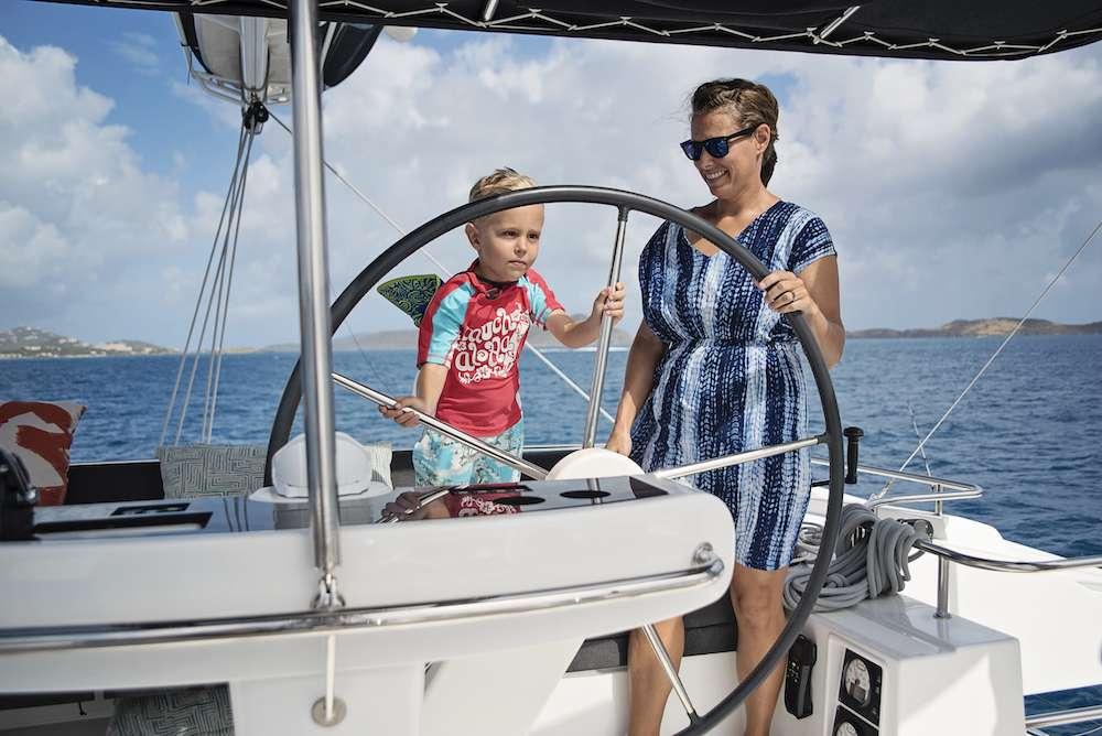 Catamaran Charter Stop Work Order