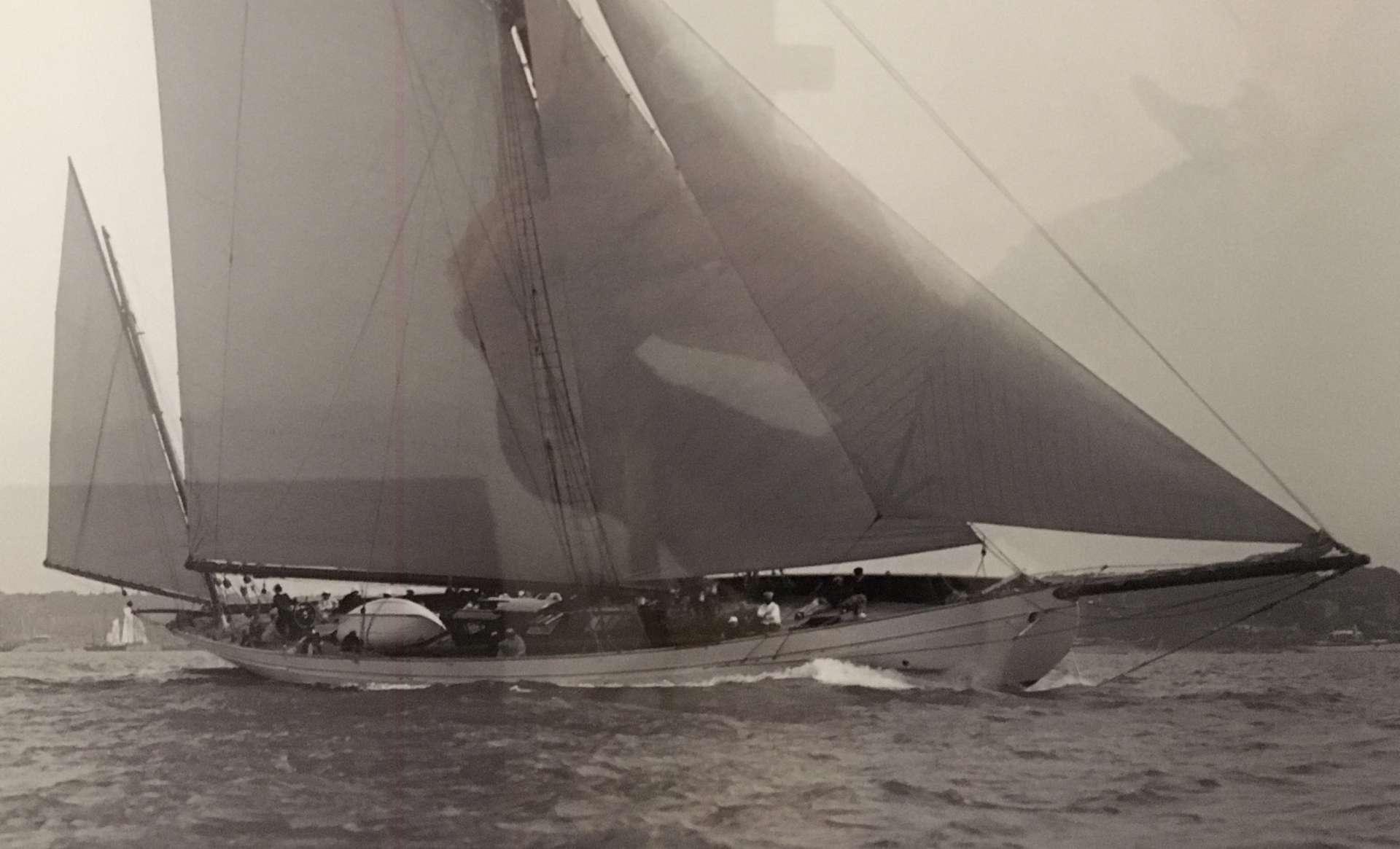 Bekens photo - original rig 1899