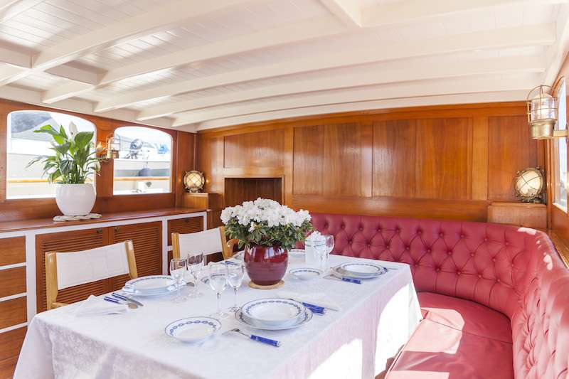 Raised saloon view- provisional photo