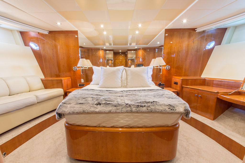 VIP Stateroom (below deck)