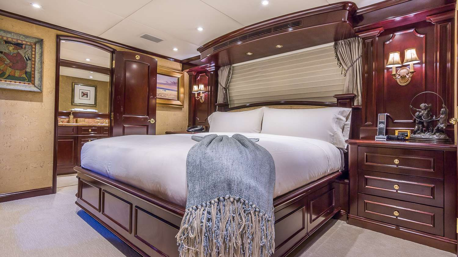 motor yacht CLAIRE