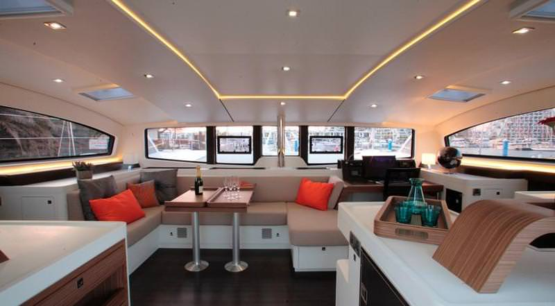 Yacht charter No Limit