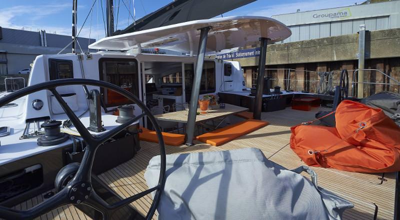 Catamaran No Limit