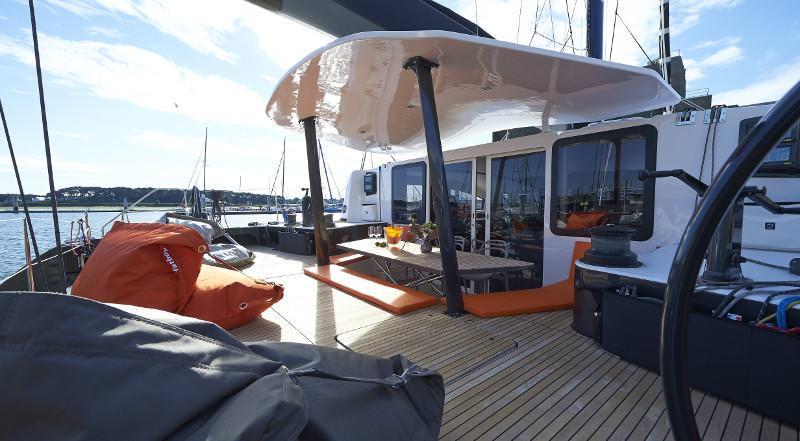 Sailing Yacht No Limit