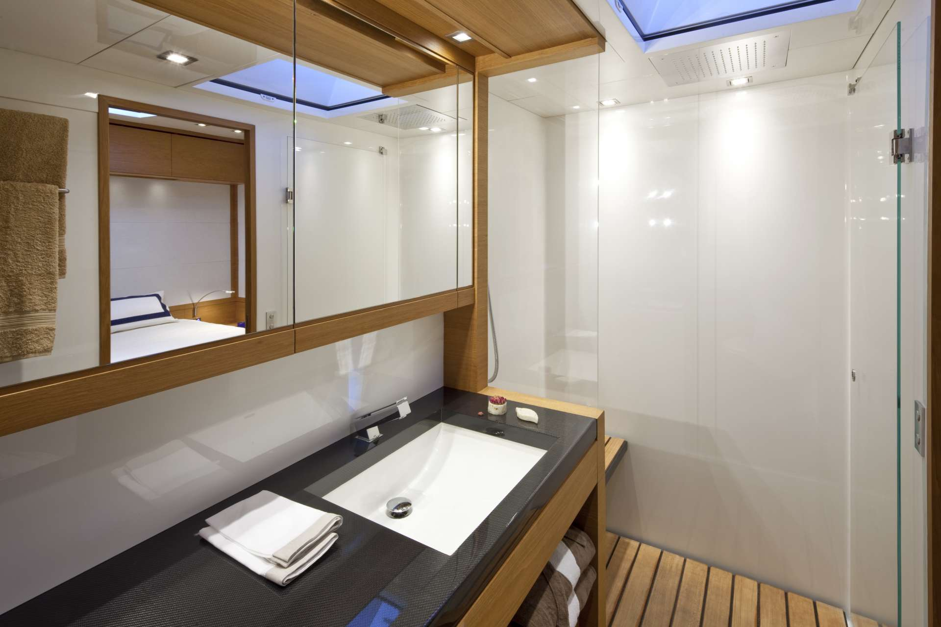 VIP bathroom ensuite