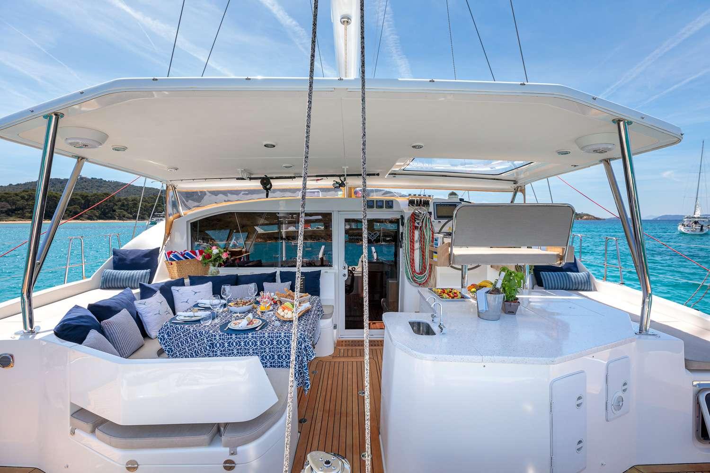 Catamaran Curanta Cridhe