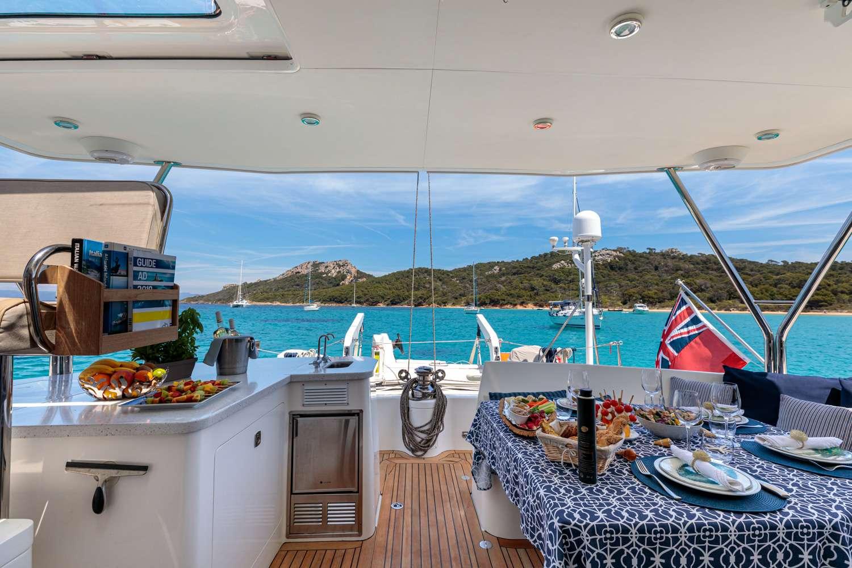Sailing Yacht Curanta Cridhe