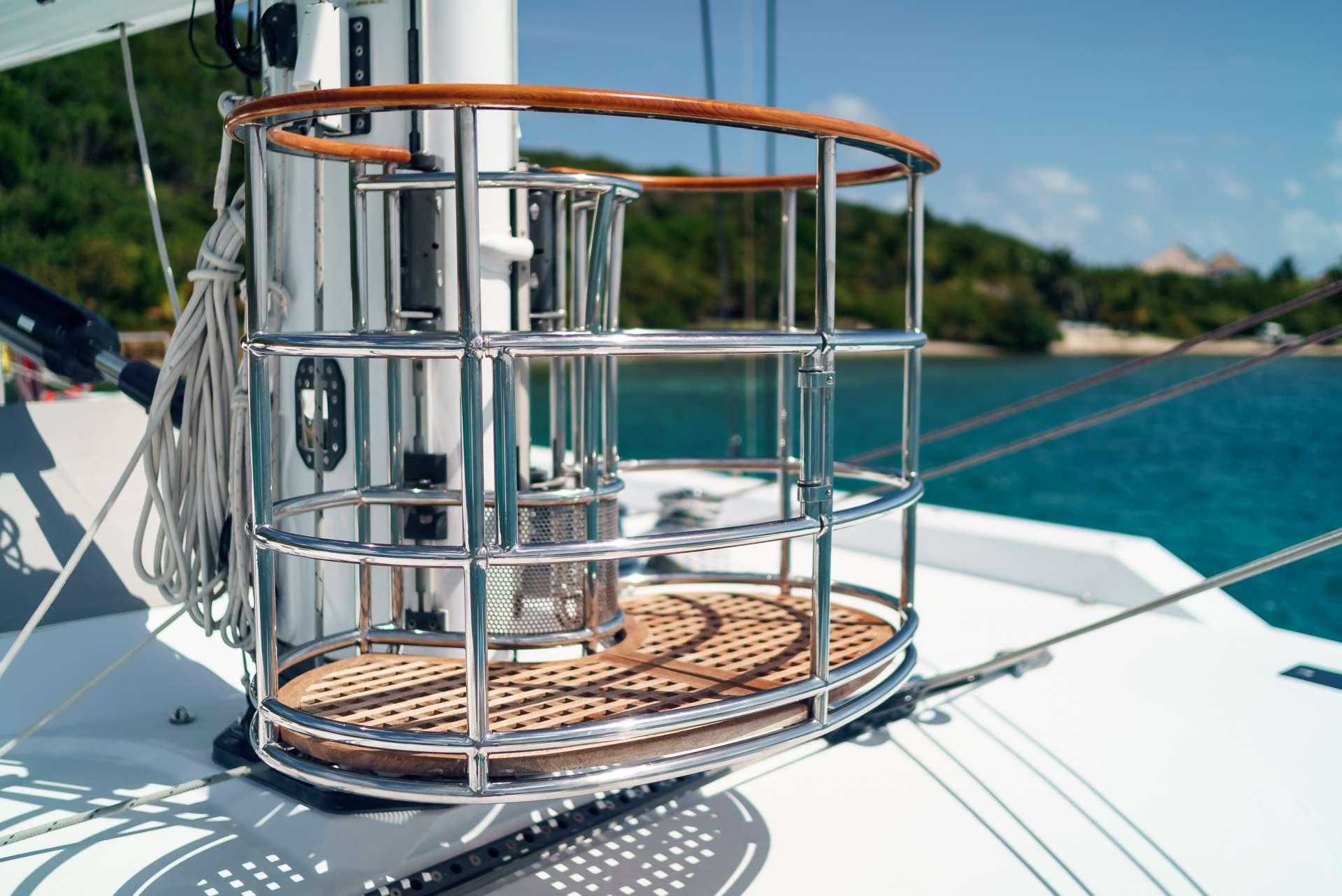 Catamaran Bella Vita