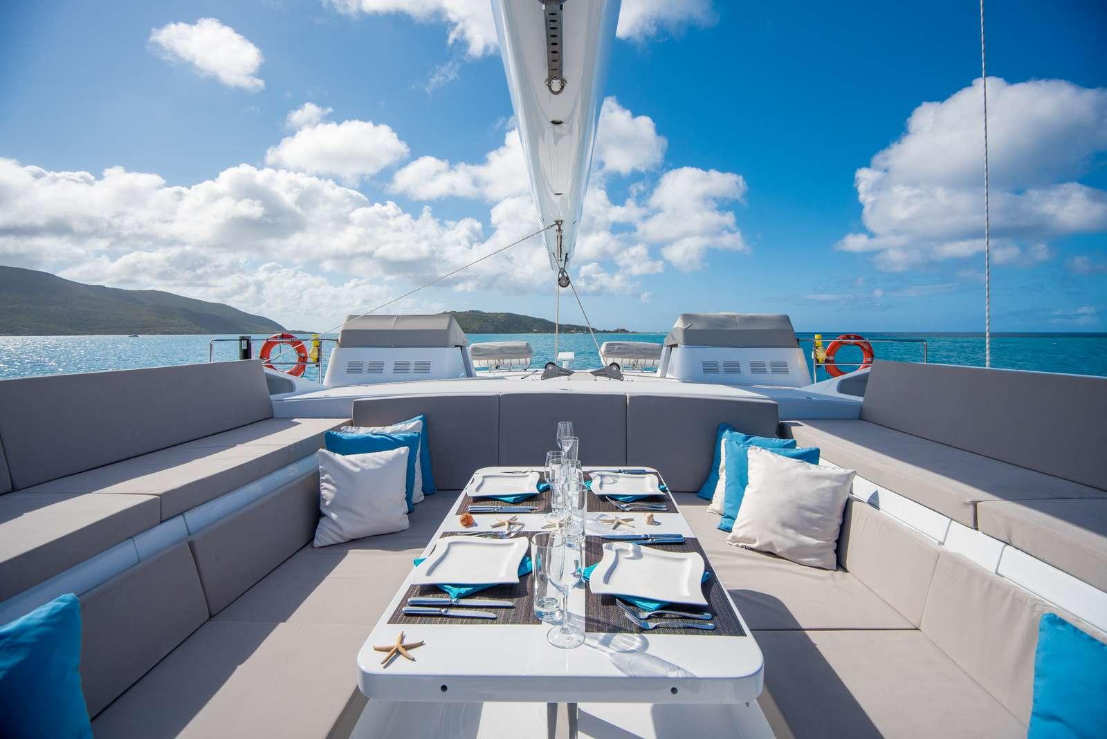 Sailing Yacht Bella Vita