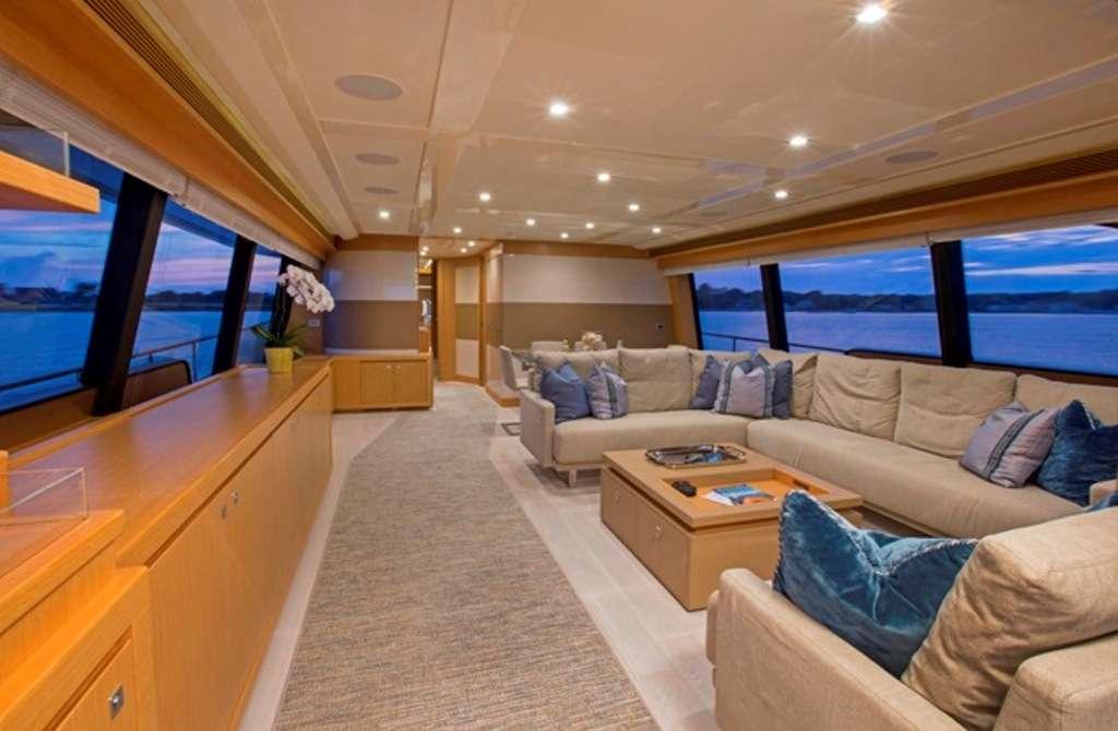 motor yacht SLAINTE III