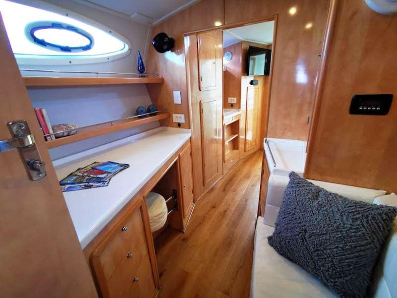 Master Suite has plenty of living space
