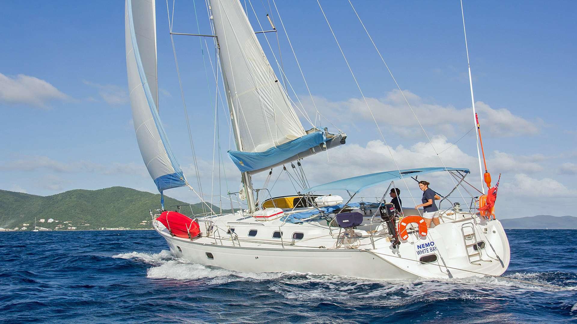 Come Sailing with Neil & Sam!