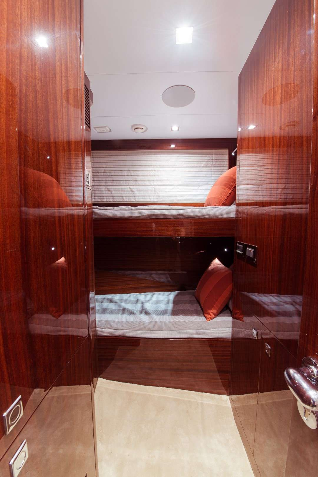 Bunk Beds Stateroom