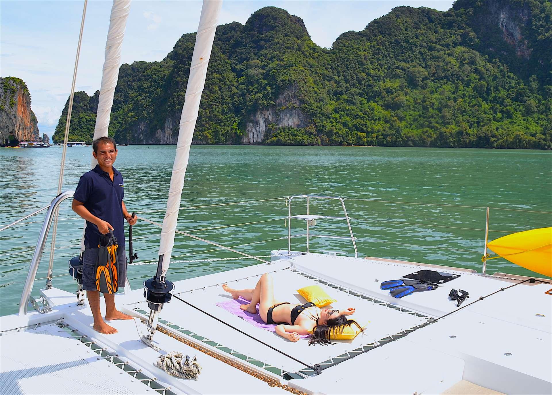 Sailing Yacht Seven