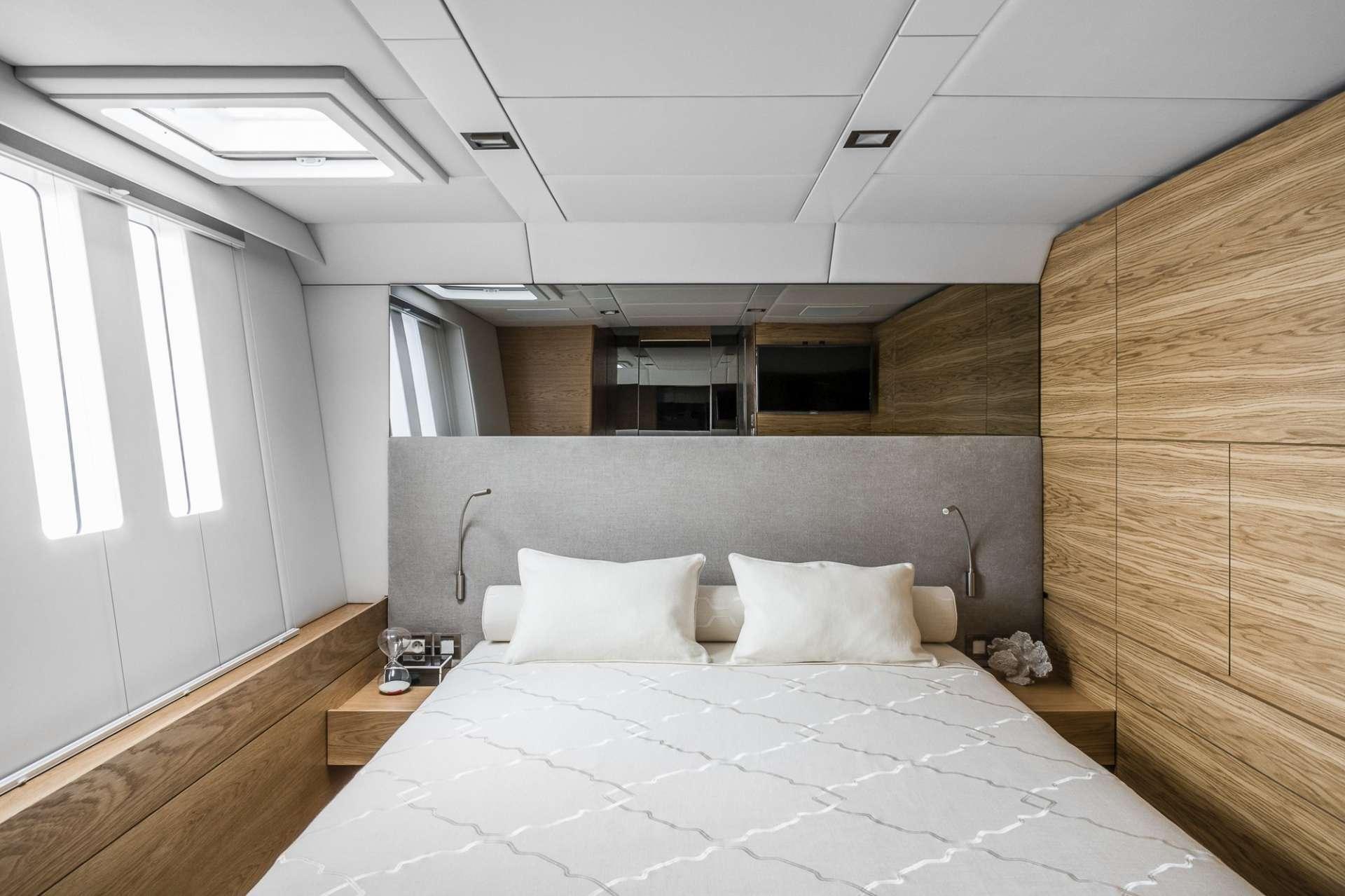 Catamaran Charter Calmao