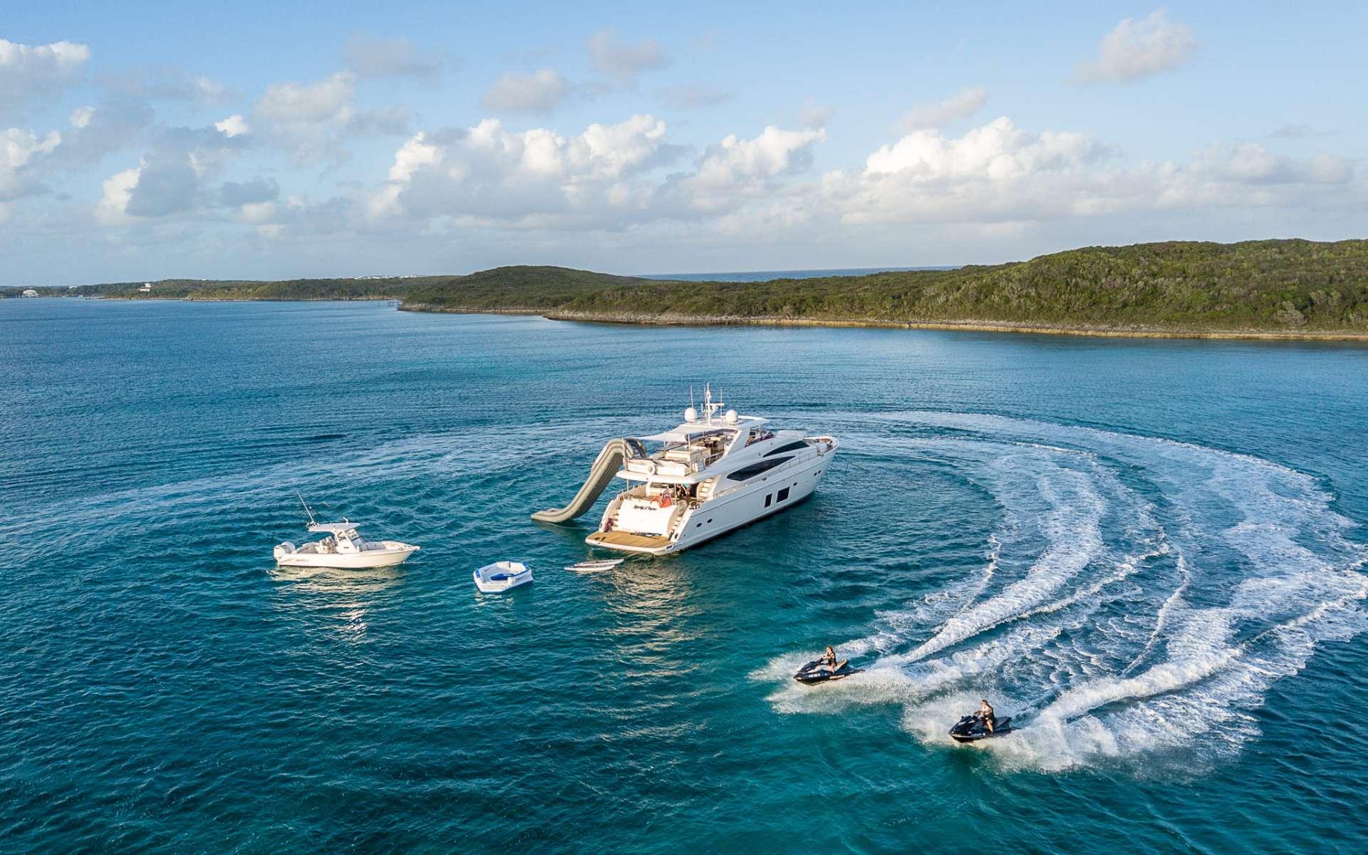 motor yacht LADY COPE