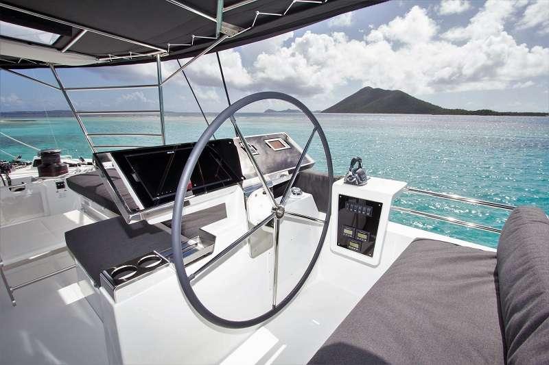 Catamaran Charter Le Reve L620 Essence