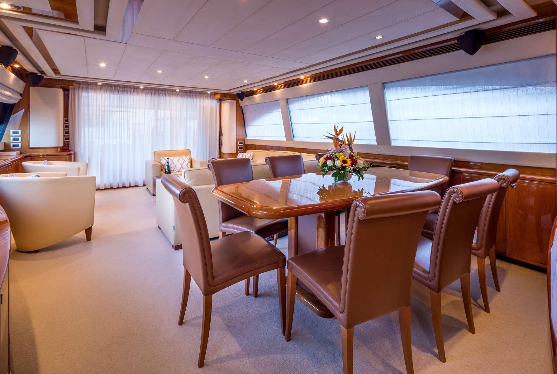 motor yacht PIOLA