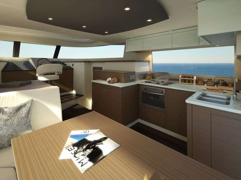 Yacht charter Ocean Motion Too