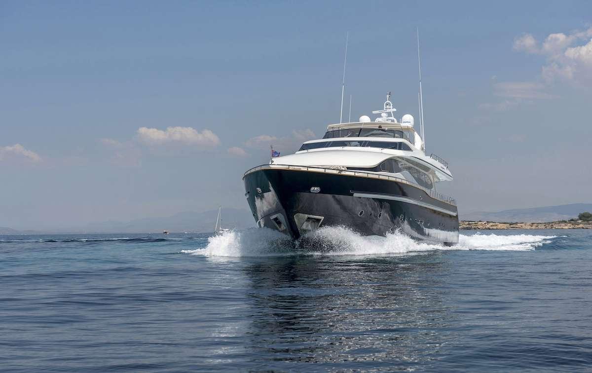 motor yacht SUGAR