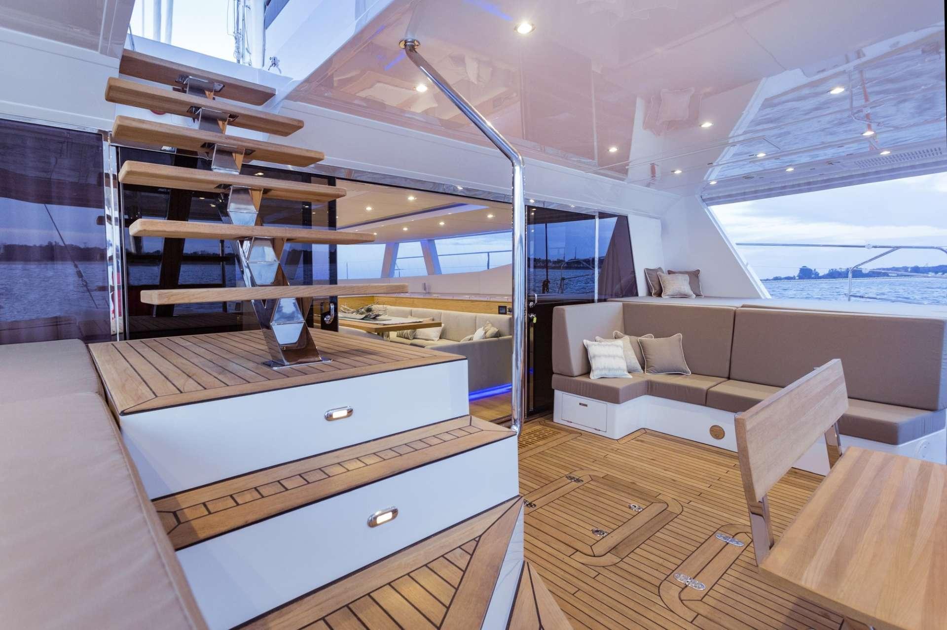 Catamaran Charter Diana