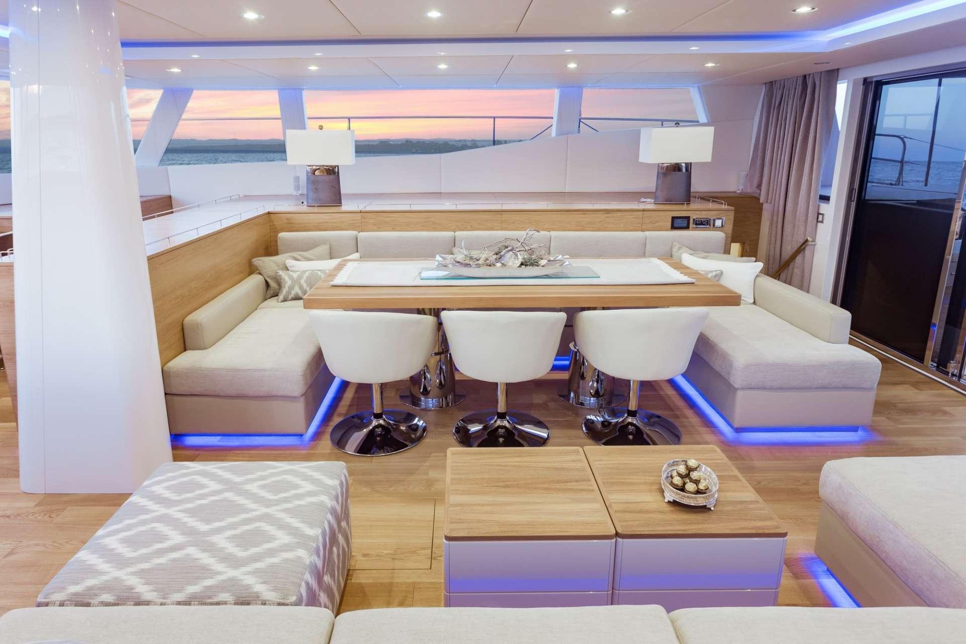Yacht charter Diana