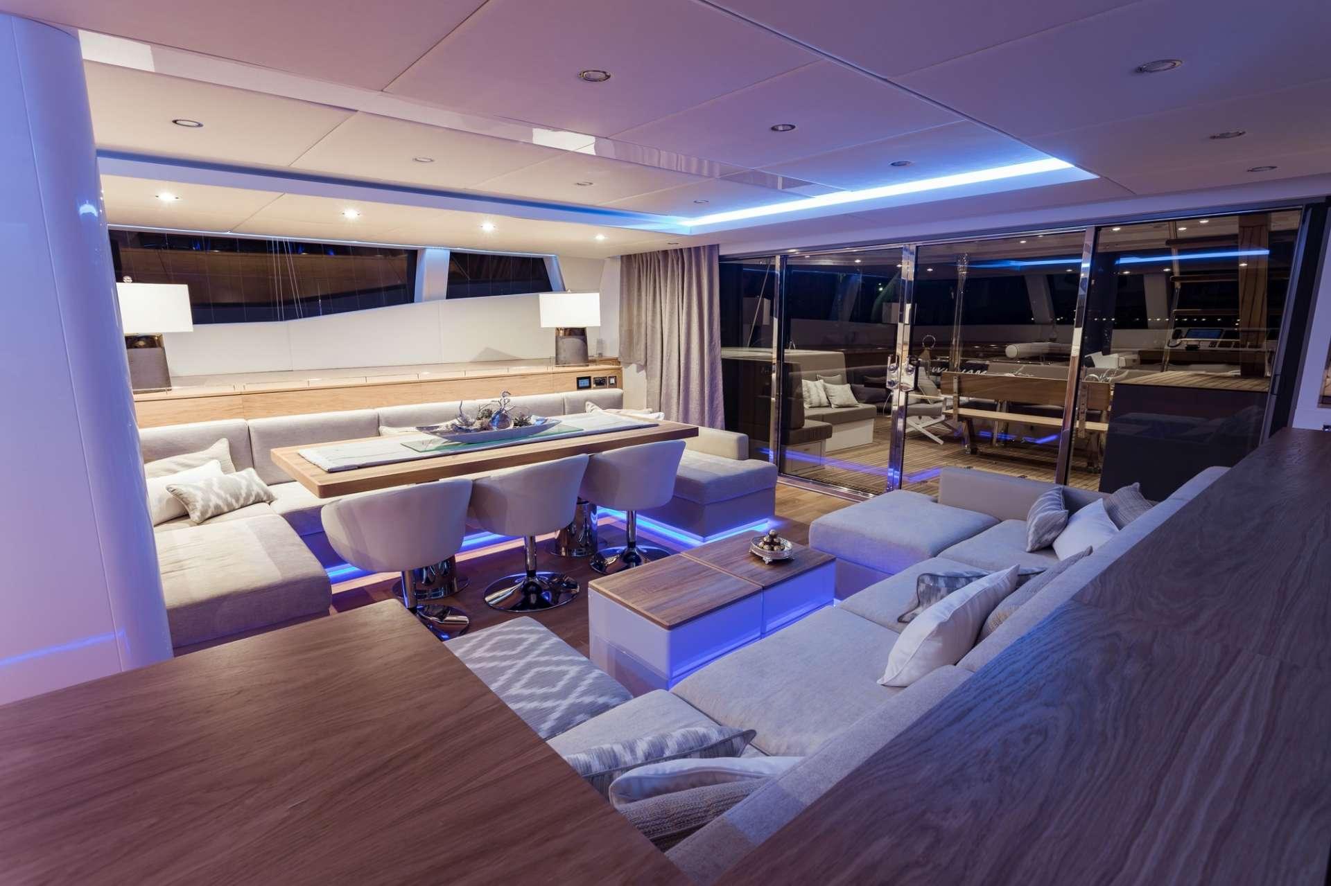 Catamaran Diana