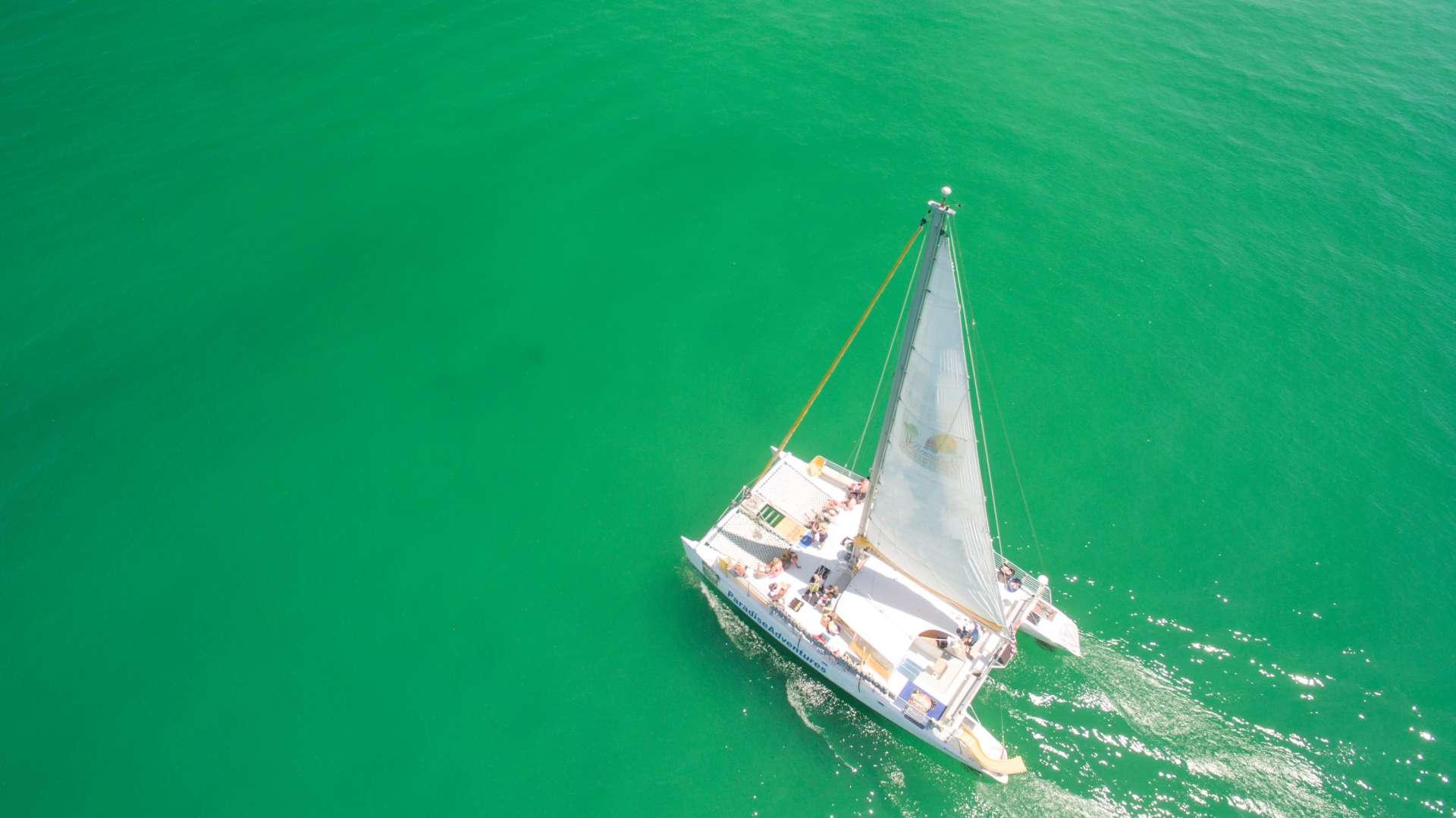 Catamaran Charter Privateer