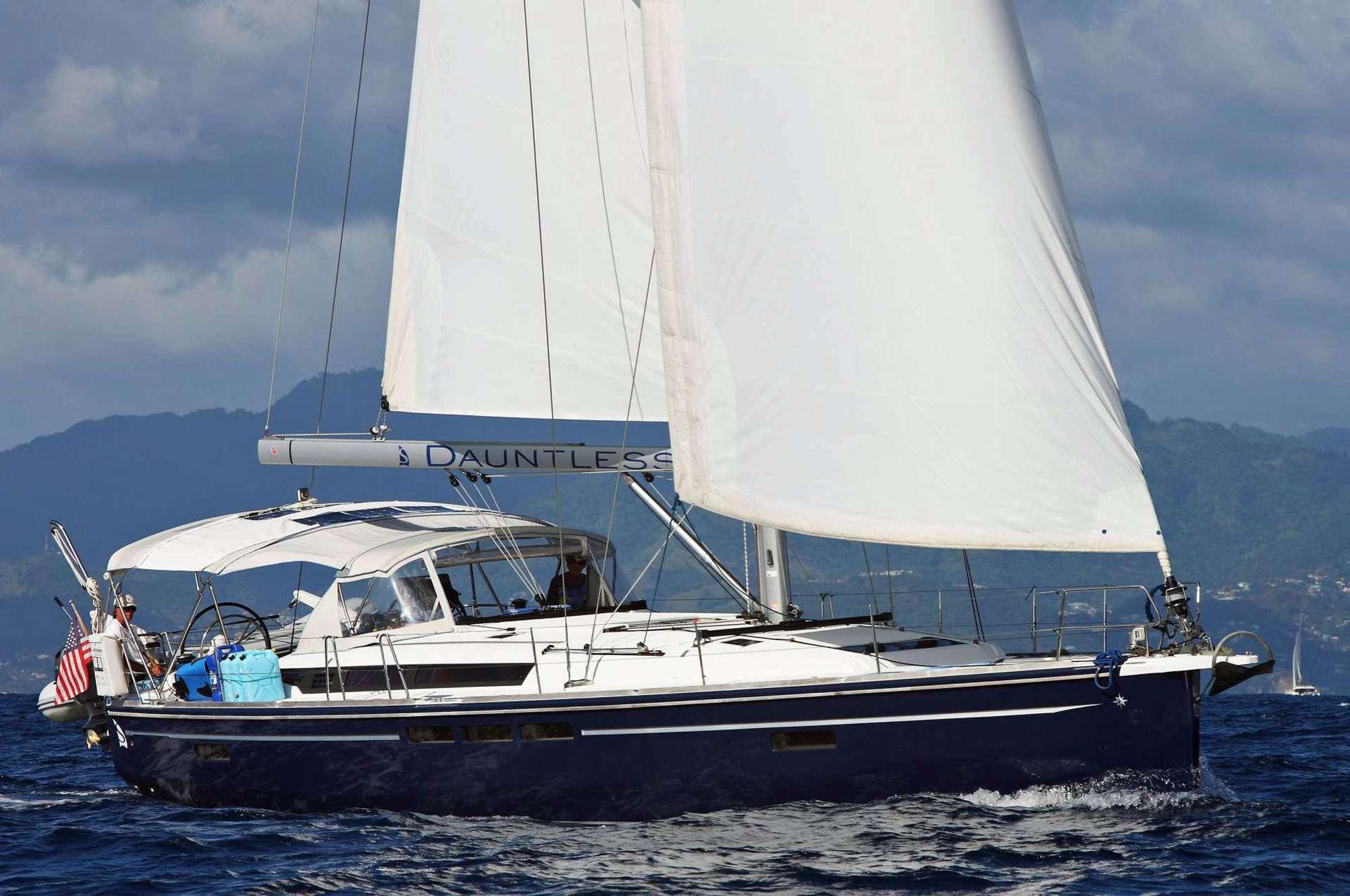 DAUNTLESS yacht image # 17
