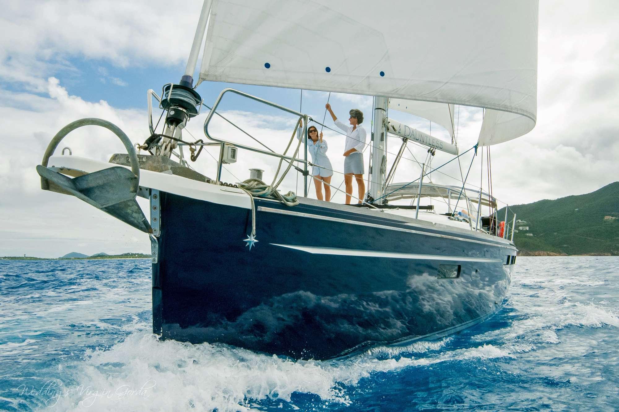 DAUNTLESS yacht image # 18