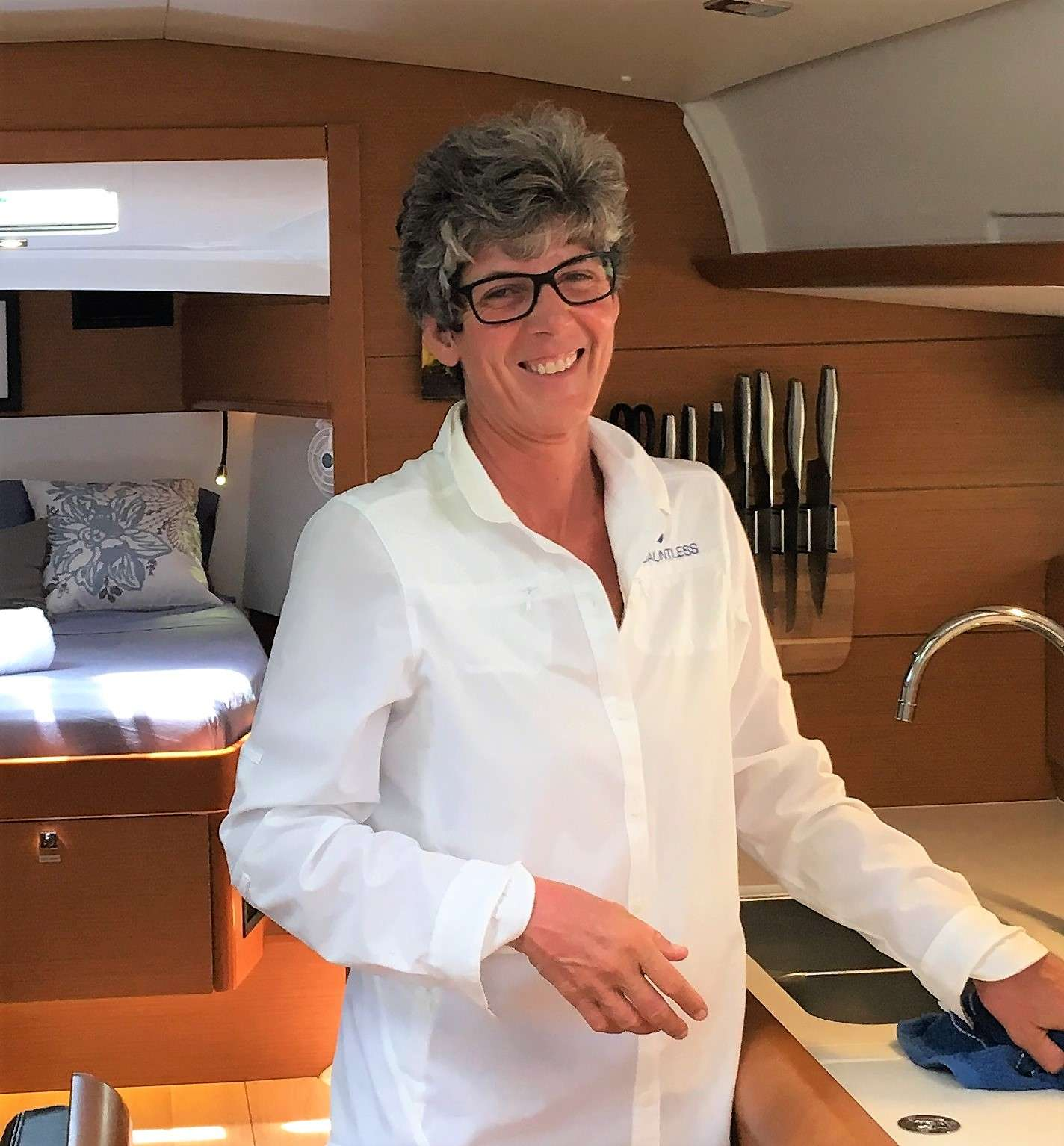Judy Brown Chef