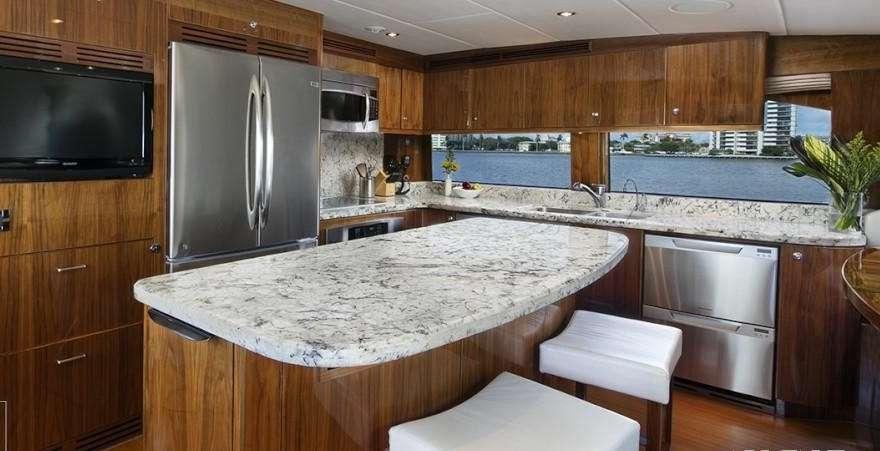 motor yacht LADY DEENA II
