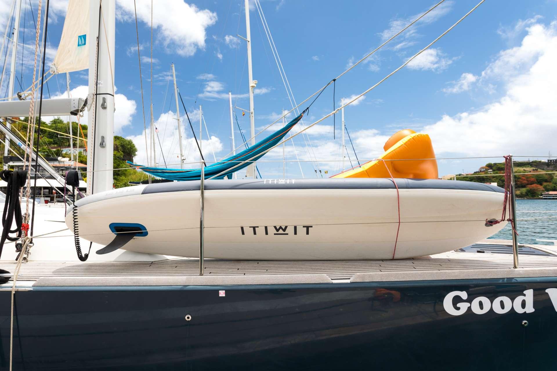 Good Vibrations yacht image # 10