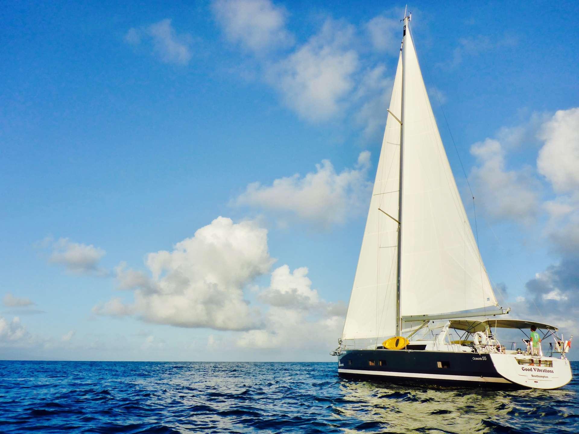 Good Vibrations yacht image # 14