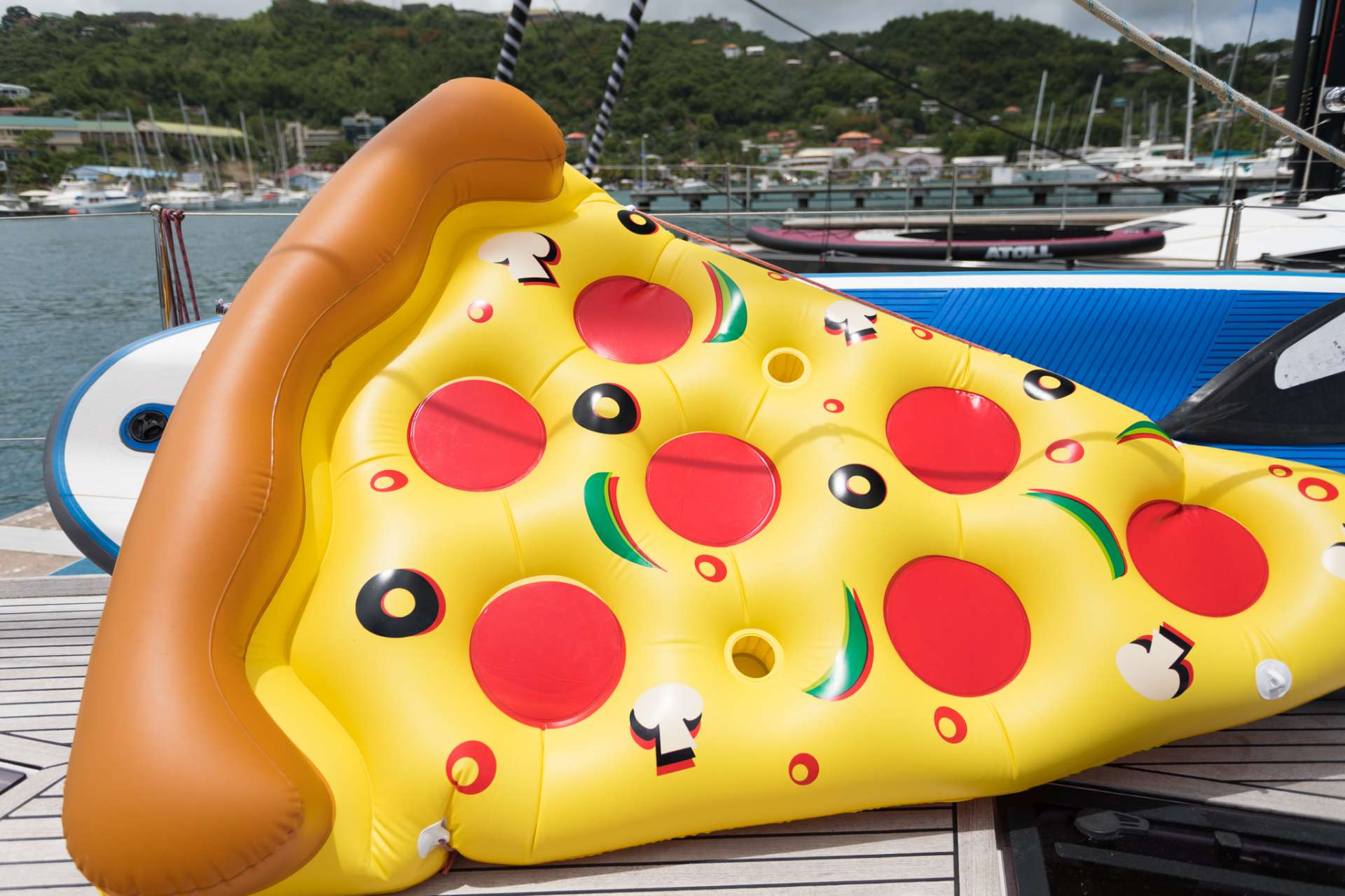 Good Vibrations yacht image # 15