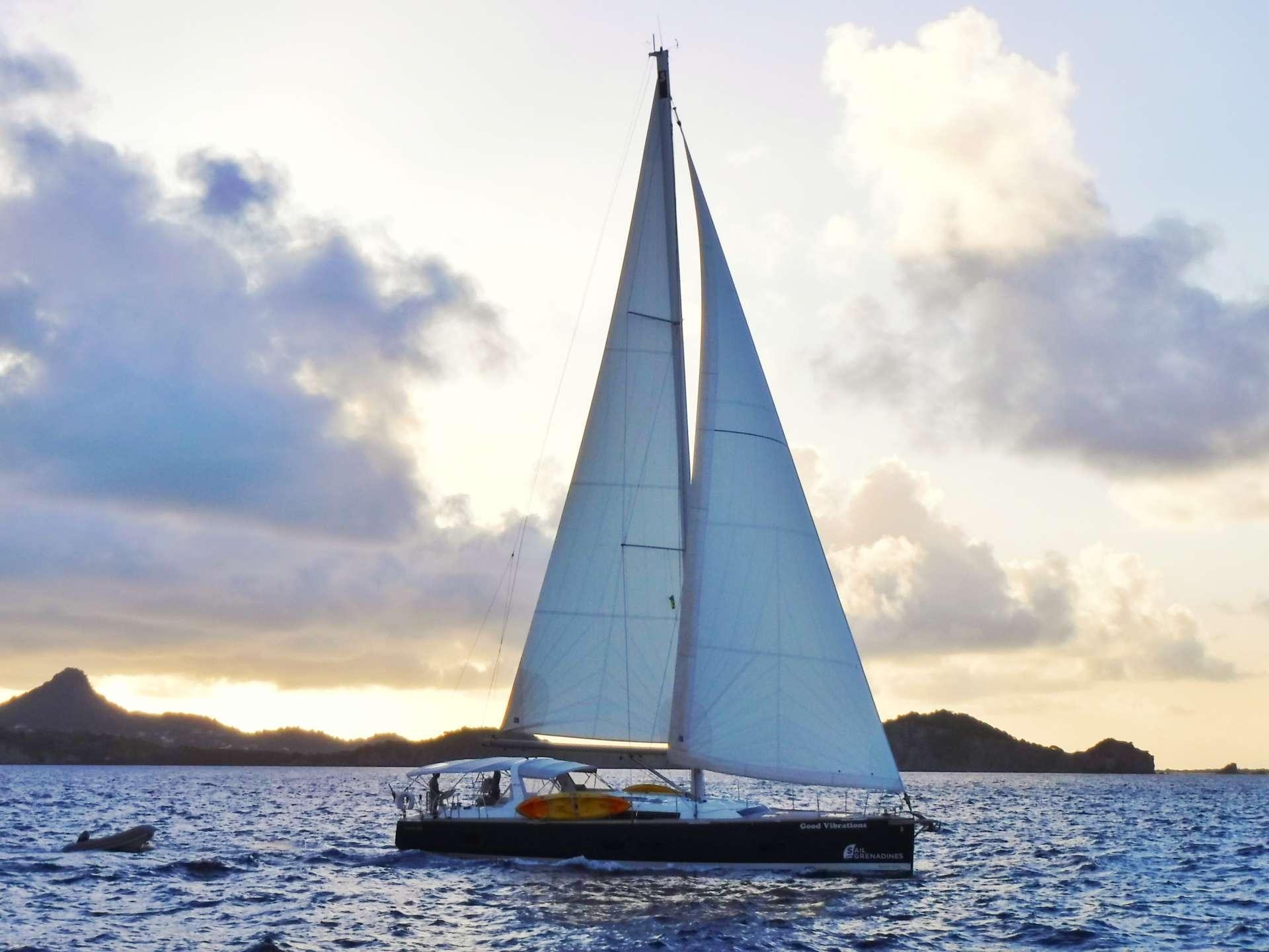 Good Vibrations yacht image # 18