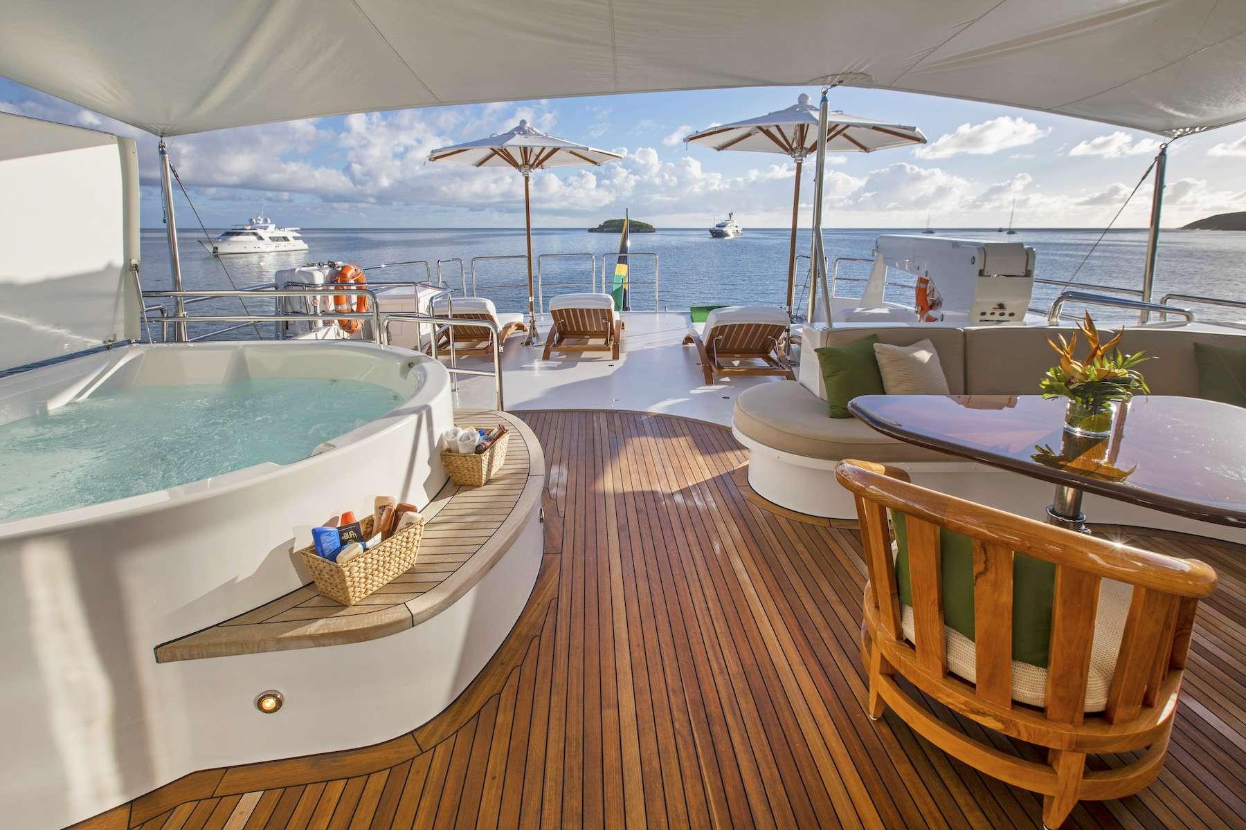 motor yacht ANTARES