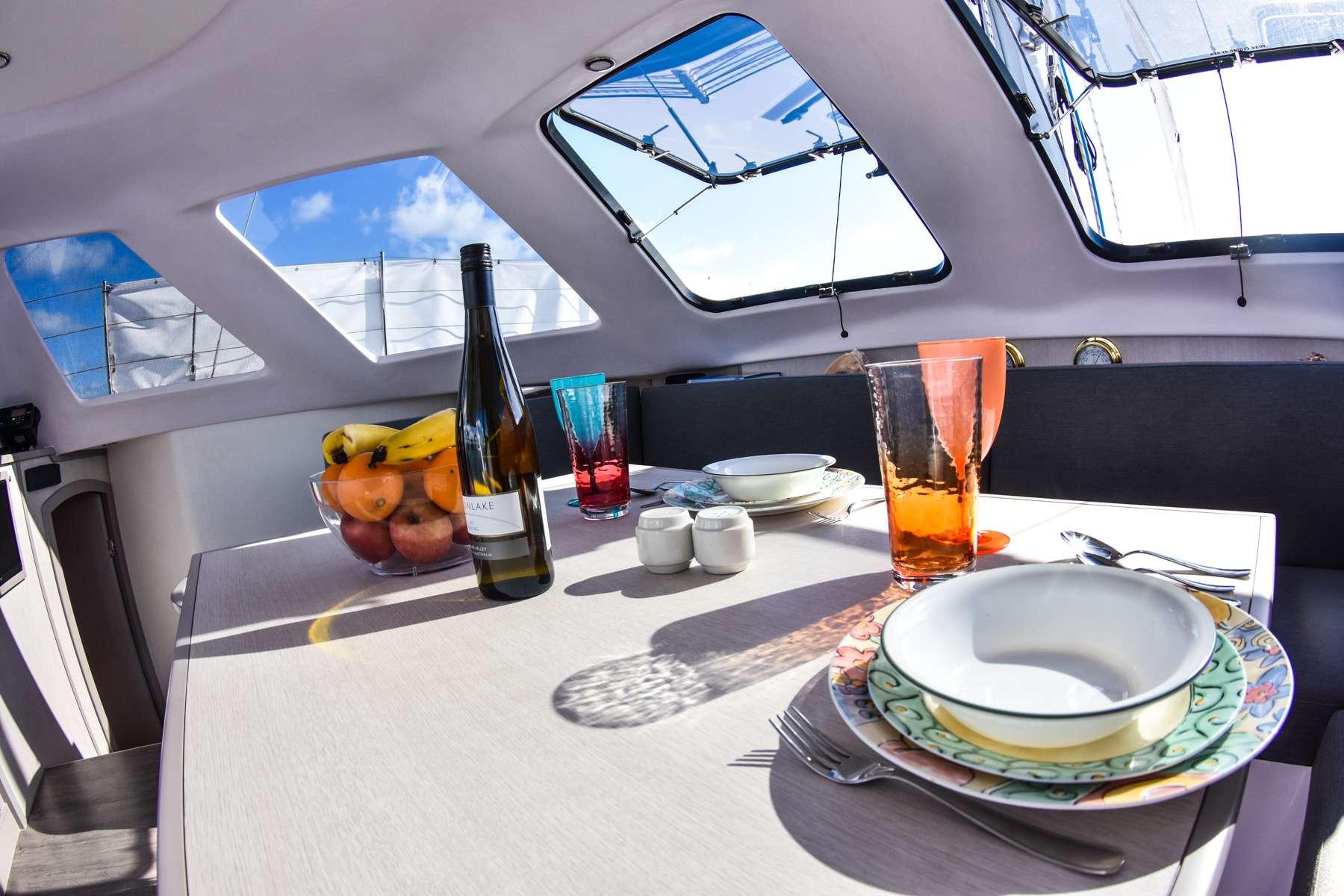 Catamaran Charter Moreton Maiden