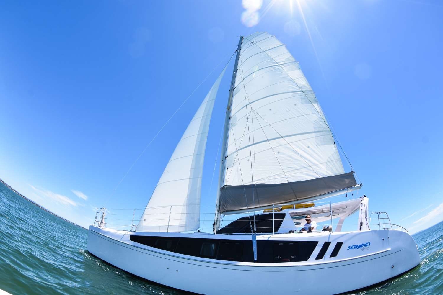 Catamaran Charter Moreton Magic