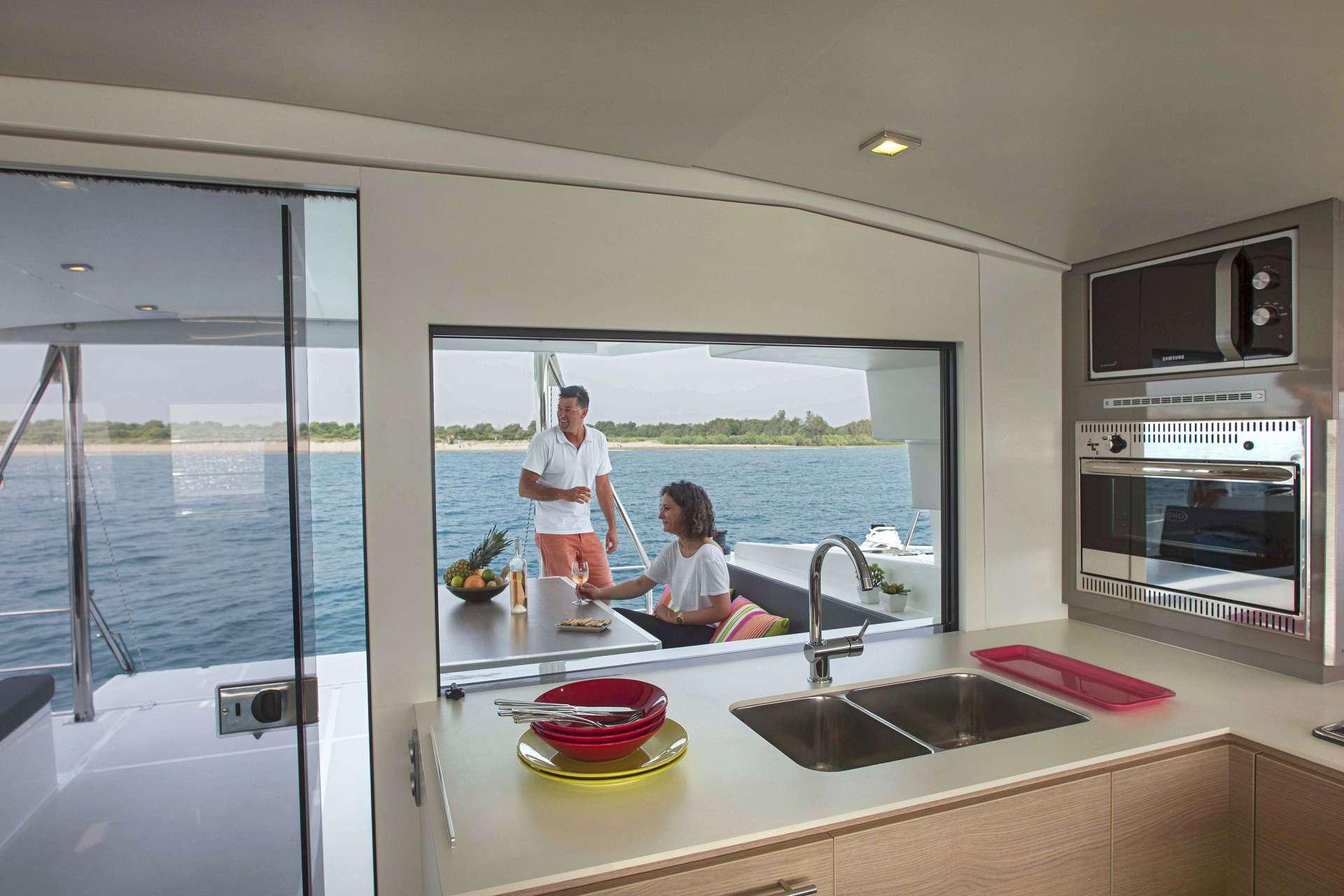 Sailing Yacht Medcat4