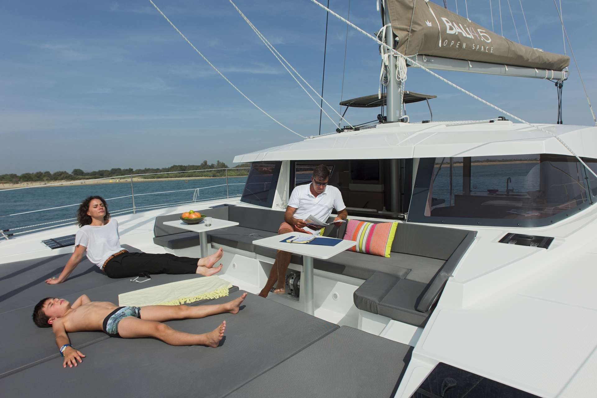 Medcat4 Yacht Vacation