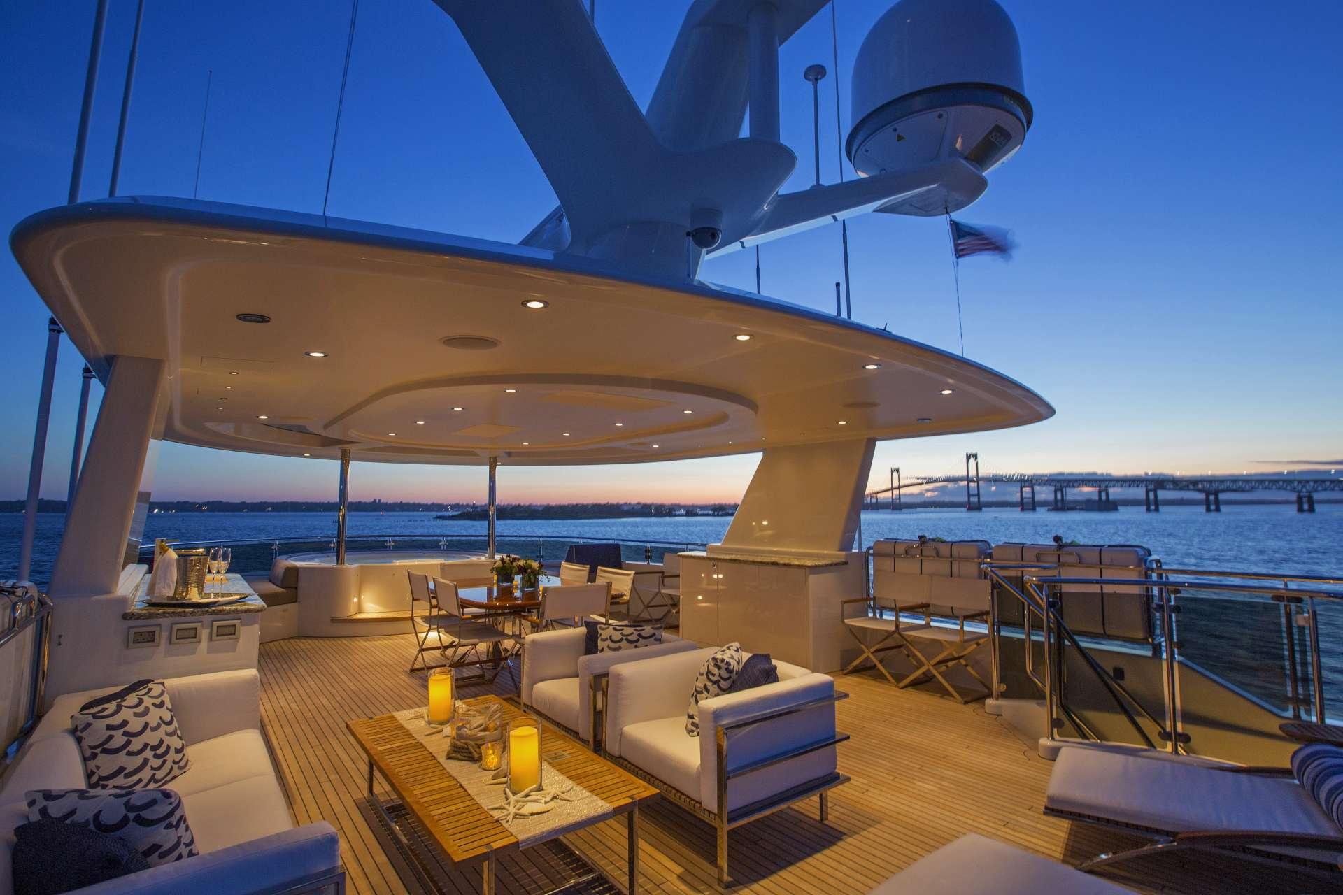motor yacht FAR NIENTE