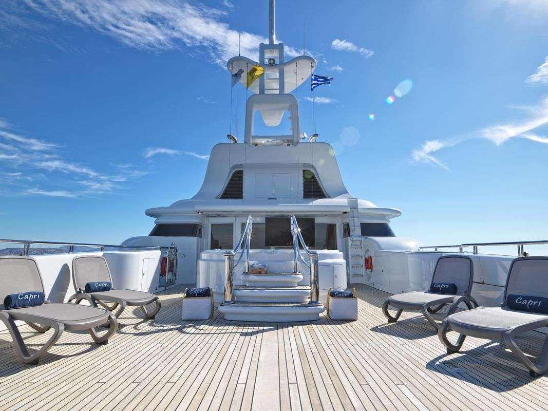 Capri i Yacht - 58 60 Ft - Luxury Yacht Charters in Greece