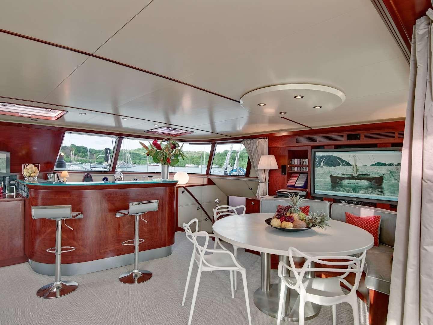 Yacht charter Azizam
