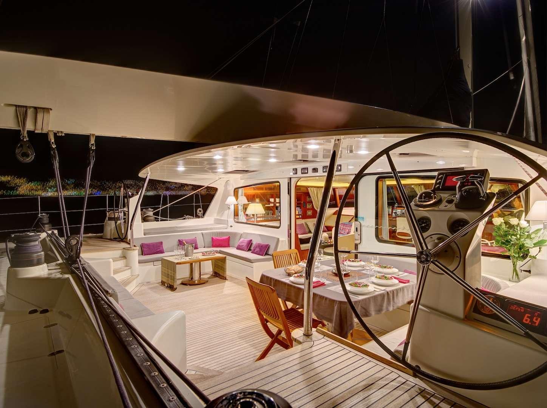 Sailing Yacht Azizam