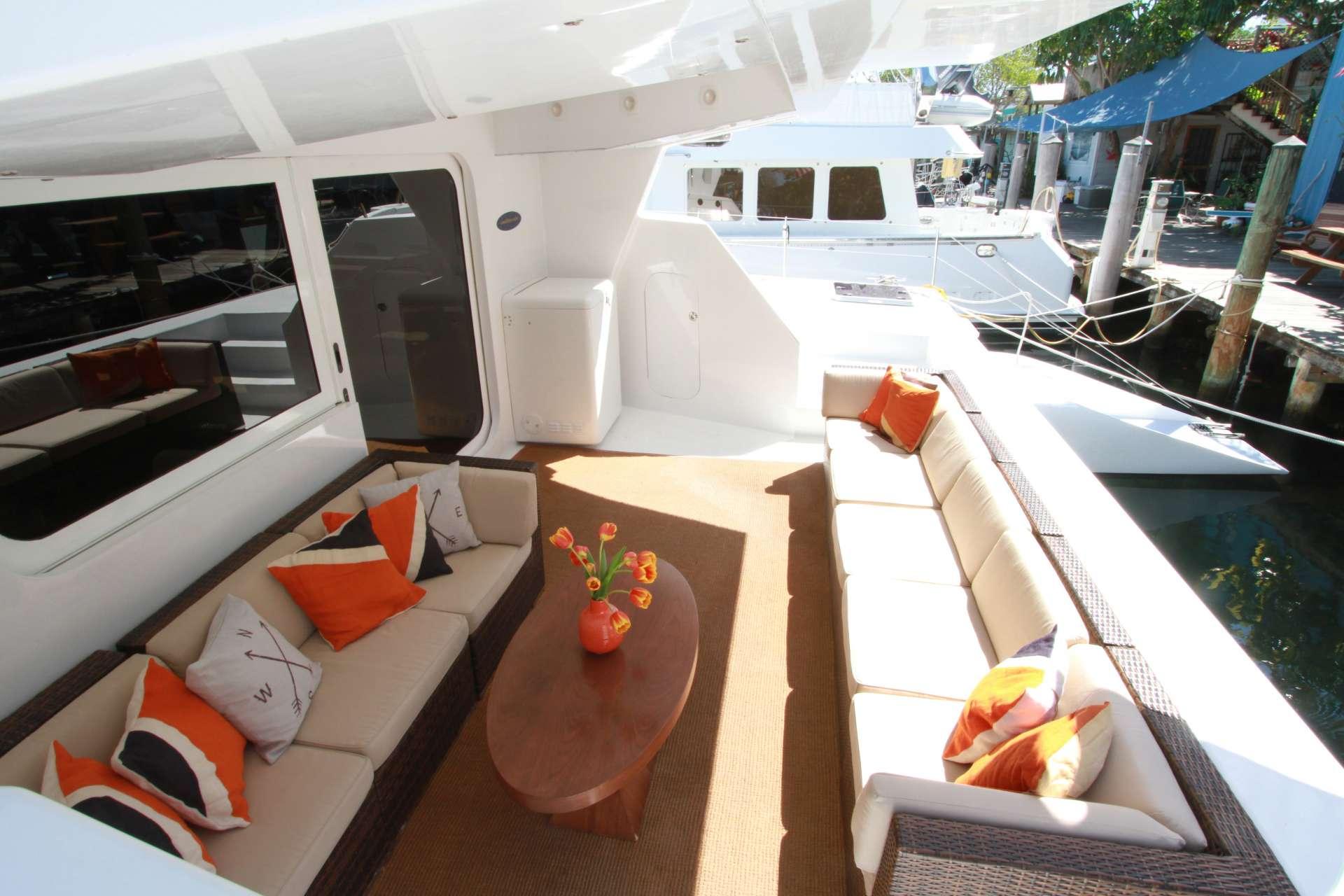 Catamaran Argo Navis
