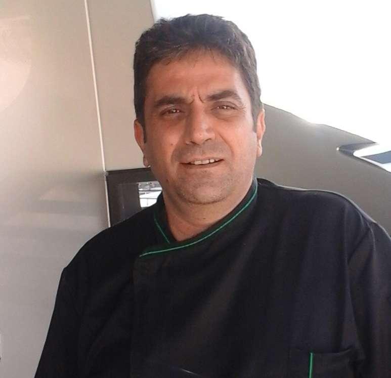 Kyriakos Drakoularakis Chef