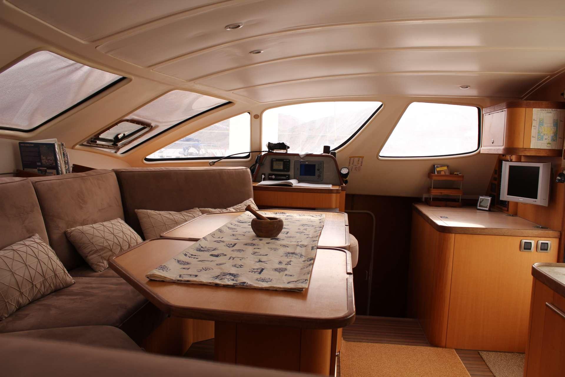 Catamaran Charter Ican
